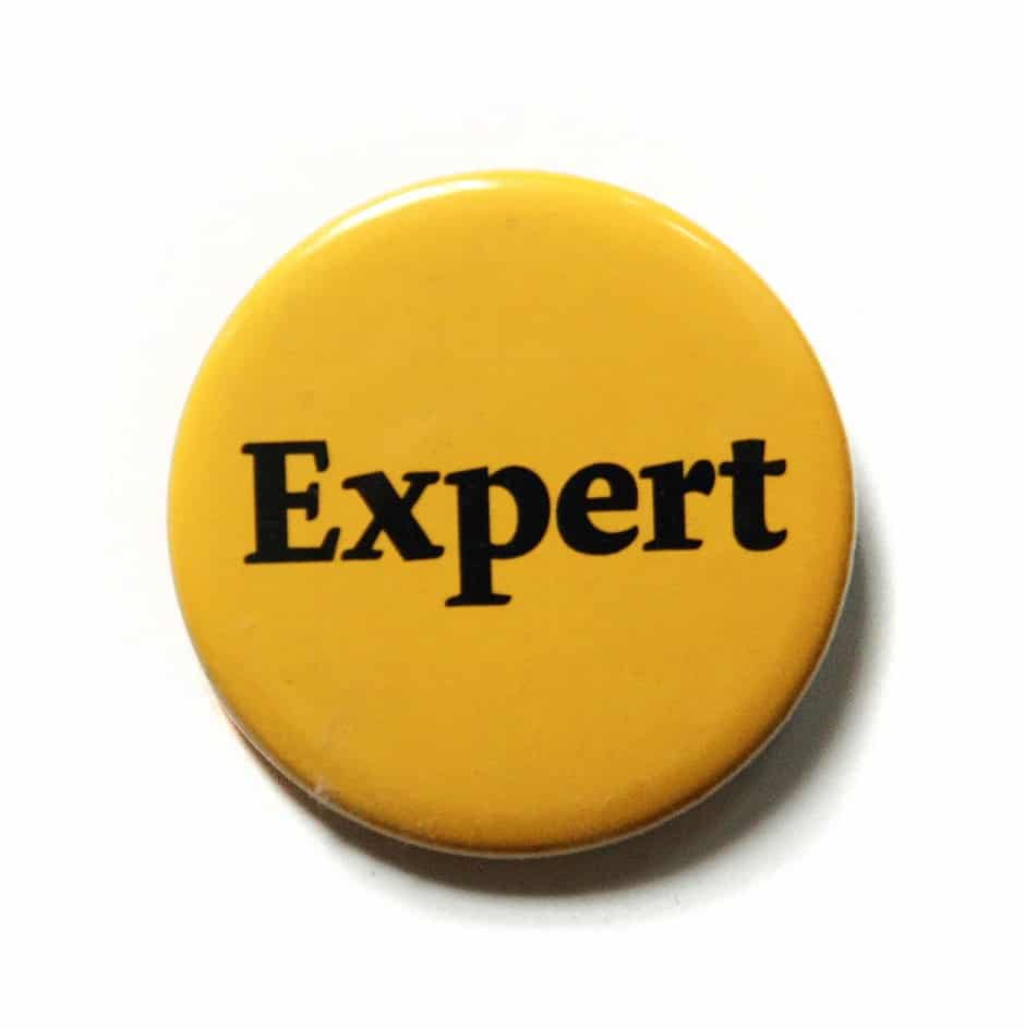 How To Become A Recognized Expert In Your Market In Thirty