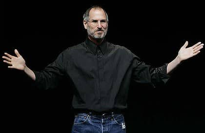 Steve Jobs! A Fanatical Self-Promoter!