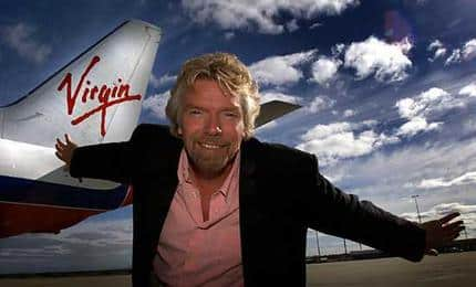 Richard Branson, Martha Stewart, Oprah and the 'The Donald' on passion!