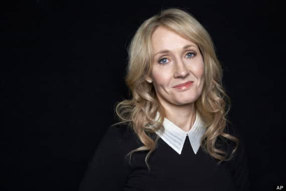 J.K. Rowling: The Fringe Benefits Of Failure