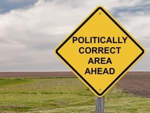 Political correct LinkedIn