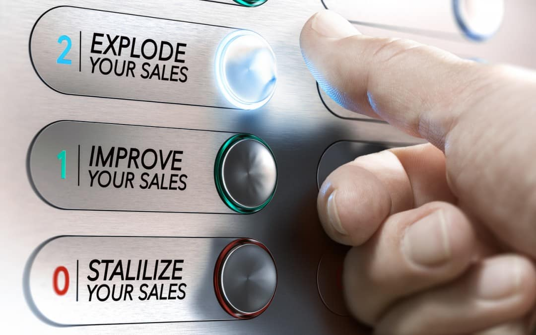 Six Steps to Exceeding Sales Targets