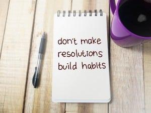 Habits for sale success