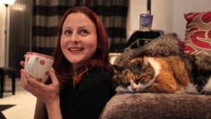 Crowdfunding for cat cafe case